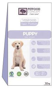 Super Premium Puppy ES